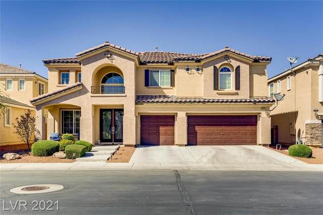 4124 Erinbird Avenue, North Las Vegas, NV 89084 (MLS #2284395) :: Signature Real Estate Group