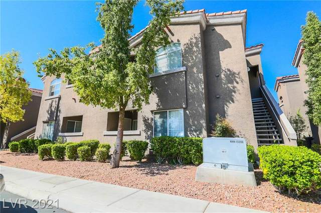 5525 Flamingo Road #1012, Las Vegas, NV 89103 (MLS #2284403) :: Custom Fit Real Estate Group