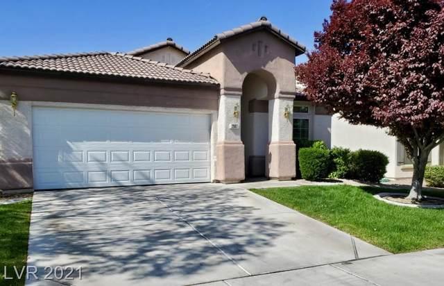 2607 Earthen Mesa Terrace, Henderson, NV 89052 (MLS #2284416) :: Signature Real Estate Group