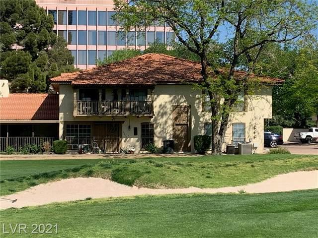 3181 Pinehurst Drive C, Las Vegas, NV 89109 (MLS #2284422) :: Signature Real Estate Group