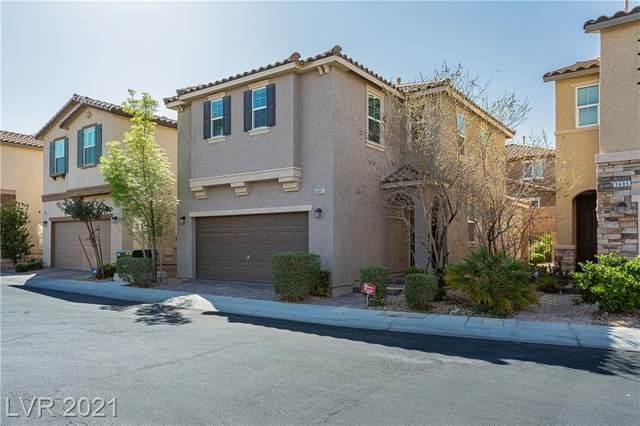 3685 Catamount Creek Avenue, Las Vegas, NV 89141 (MLS #2284433) :: Kypreos Team