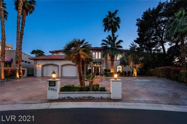 2981 Augusta Drive, Las Vegas, NV 89109 (MLS #2284459) :: Billy OKeefe | Berkshire Hathaway HomeServices