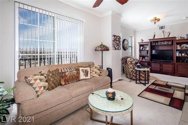 2455 W Serene Avenue #819, Las Vegas, NV 89123 (MLS #2284467) :: Signature Real Estate Group