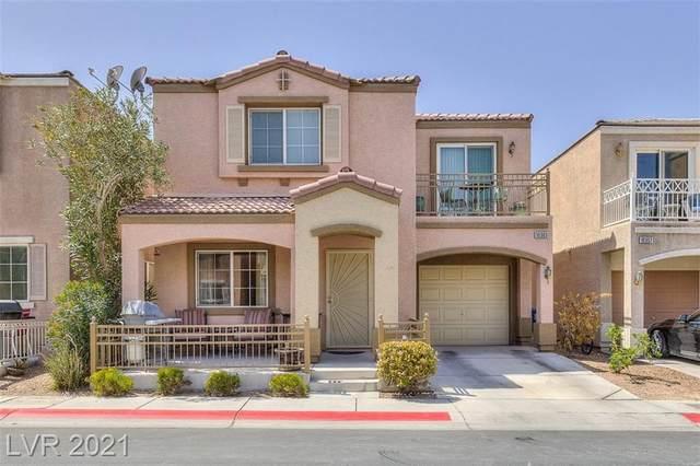 10363 Baby Bud Street, Las Vegas, NV 89183 (MLS #2284477) :: Signature Real Estate Group
