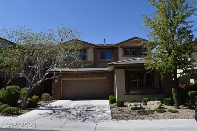 10564 Harvest Green Way, Las Vegas, NV 89135 (MLS #2284480) :: Signature Real Estate Group