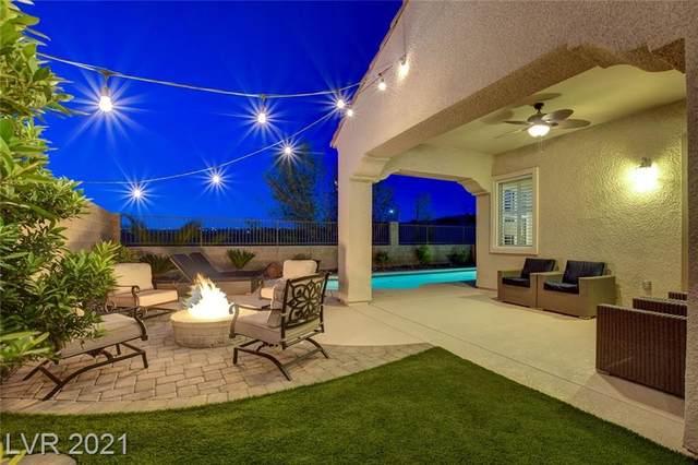 2584 Dirleton Place, Henderson, NV 89044 (MLS #2284510) :: Signature Real Estate Group