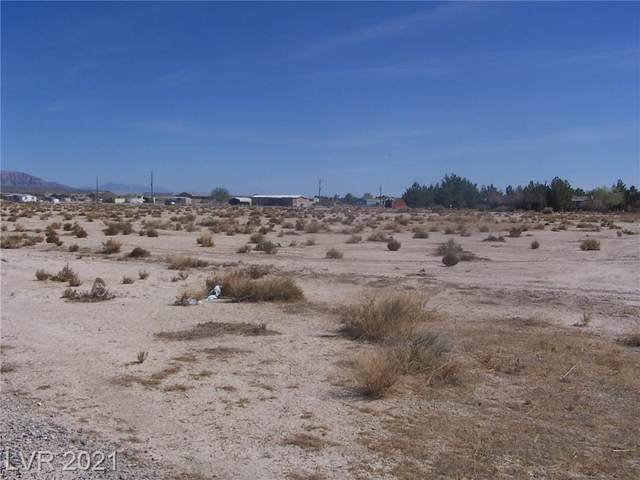 701 W Driftwood Place, Pahrump, NV 89060 (MLS #2284514) :: Signature Real Estate Group