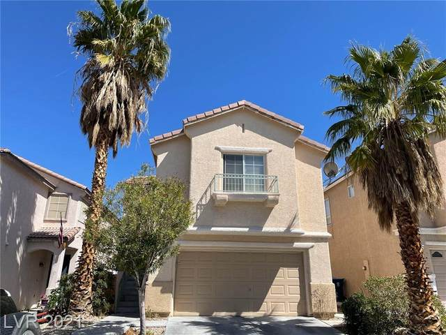 7014 Pacific Coast Street, Las Vegas, NV 89148 (MLS #2284517) :: Kypreos Team