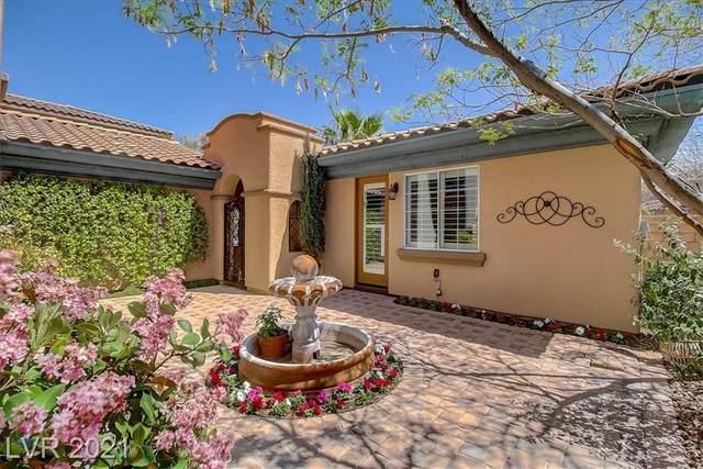 943 Serena Veneda Lane, Las Vegas, NV 89138 (MLS #2284526) :: Custom Fit Real Estate Group