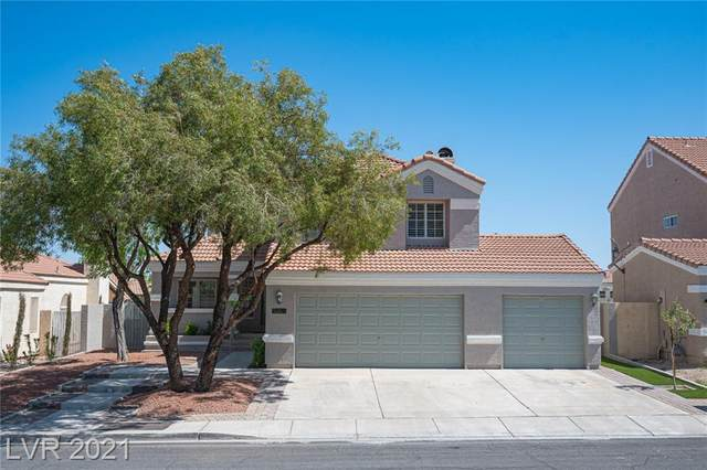 32 Sandwedge Drive, Henderson, NV 89074 (MLS #2284534) :: Signature Real Estate Group