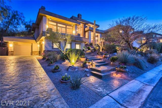1675 Tangiers Drive, Henderson, NV 89012 (MLS #2284535) :: Vestuto Realty Group