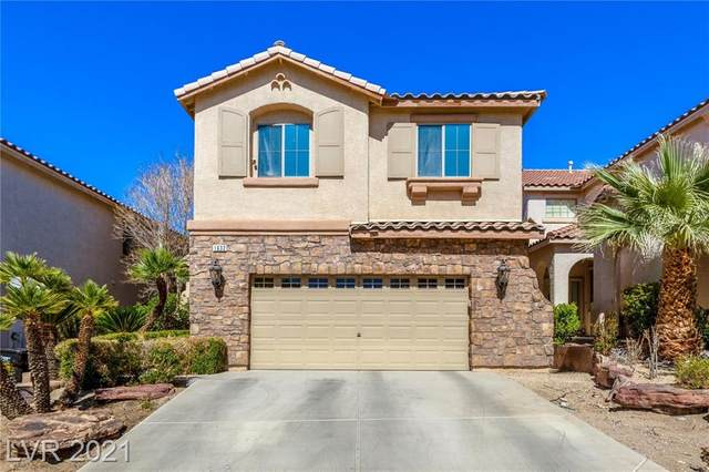 1632 Yellow Tulip Place, Henderson, NV 89012 (MLS #2284539) :: Signature Real Estate Group