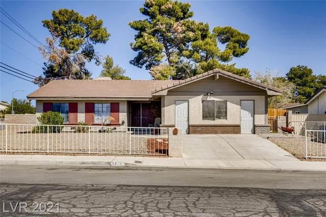 3810 Mesa Vista Avenue, Las Vegas, NV 89120 (MLS #2284541) :: Signature Real Estate Group