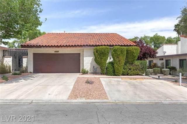 2694 San Lago Court, Las Vegas, NV 89121 (MLS #2284552) :: Signature Real Estate Group