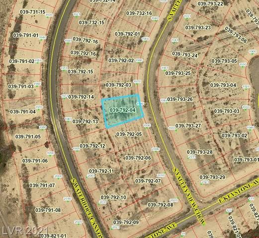 1980 S Valley View Circle, Pahrump, NV 89048 (MLS #2284558) :: Signature Real Estate Group
