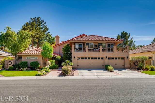 1883 Fairfield Terrace, Henderson, NV 89074 (MLS #2284559) :: Jeffrey Sabel