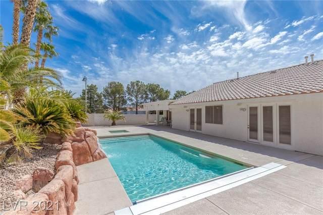 9900 Aspen Knoll Court, Las Vegas, NV 89117 (MLS #2284567) :: Vestuto Realty Group
