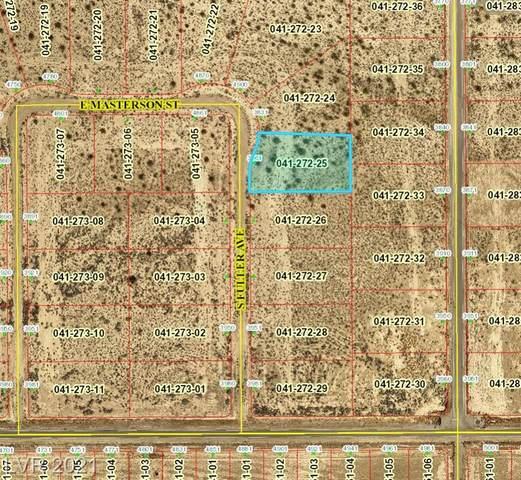 3861 S Fuller Avenue, Pahrump, NV 89048 (MLS #2284572) :: Lindstrom Radcliffe Group