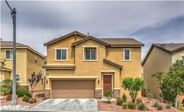 10556 Bandera Mountain Lane, Las Vegas, NV 89166 (MLS #2284577) :: The Shear Team
