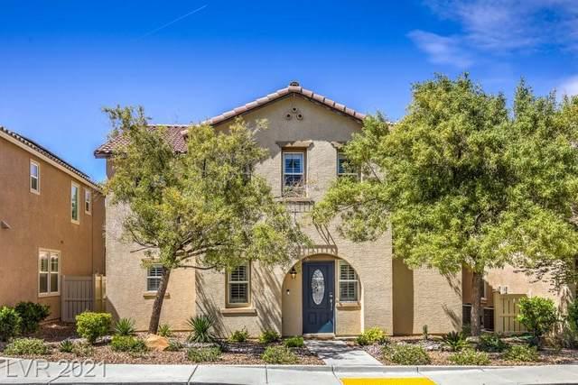 2073 Self Portrait Street, Henderson, NV 89044 (MLS #2284585) :: Signature Real Estate Group