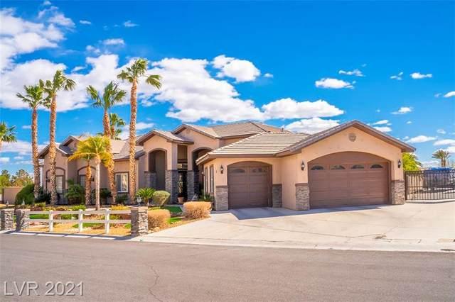 8925 Silent Brook Court, Las Vegas, NV 89149 (MLS #2284599) :: Signature Real Estate Group
