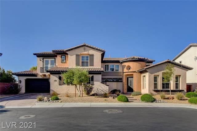 9970 Magical View Street, Las Vegas, NV 89178 (MLS #2284605) :: Signature Real Estate Group