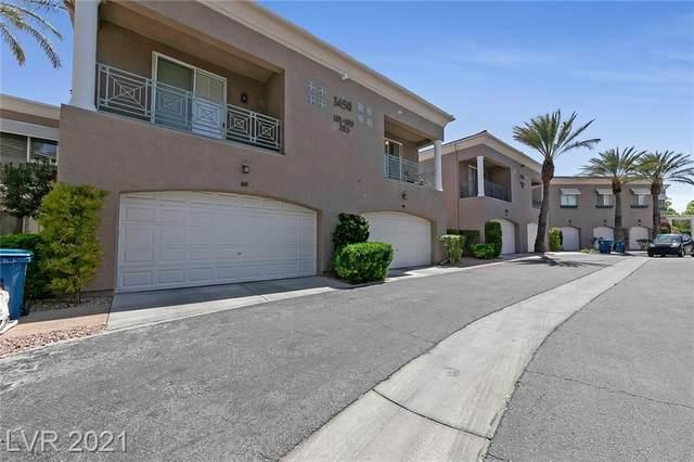 1450 San Juan Hills Drive #102, Las Vegas, NV 89134 (MLS #2284614) :: Vestuto Realty Group
