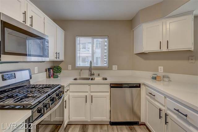 4555 Sahara Avenue #184, Las Vegas, NV 89104 (MLS #2284621) :: Signature Real Estate Group