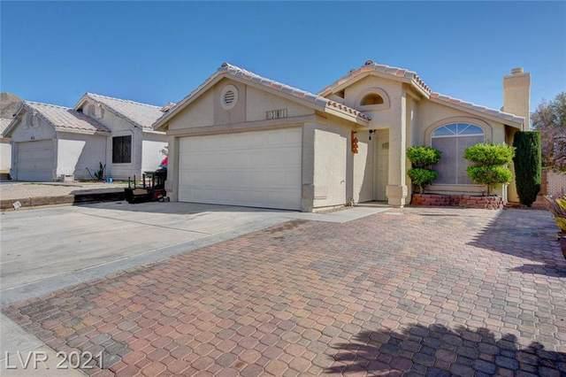 6381 Dallaswood Lane, Las Vegas, NV 89156 (MLS #2284622) :: Signature Real Estate Group