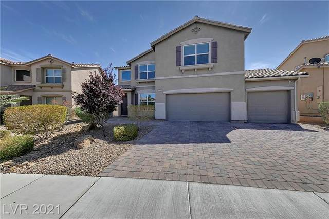 4020 Solar System Street, North Las Vegas, NV 89032 (MLS #2284625) :: Signature Real Estate Group