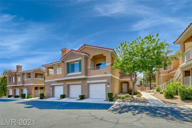 251 Green Valley Parkway #4012, Henderson, NV 89012 (MLS #2284627) :: Signature Real Estate Group