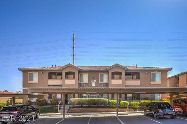 3504 Desert Cliff Street #102, Las Vegas, NV 89129 (MLS #2284641) :: ERA Brokers Consolidated / Sherman Group