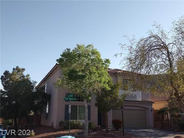 10765 Porter Mountain Court, Las Vegas, NV 89129 (MLS #2284642) :: Billy OKeefe | Berkshire Hathaway HomeServices