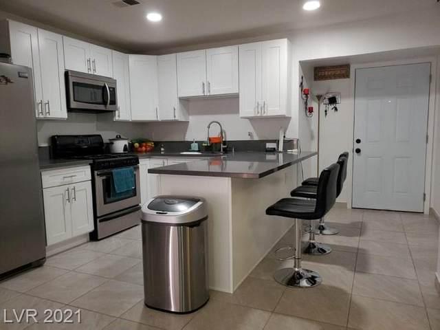 5621 Bartlett Avenue, Las Vegas, NV 89108 (MLS #2284645) :: Signature Real Estate Group