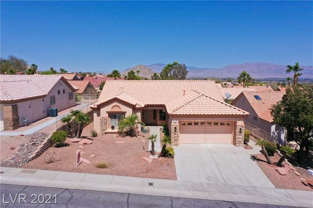10132 Middle Ridge Drive, Las Vegas, NV 89134 (MLS #2284672) :: Signature Real Estate Group