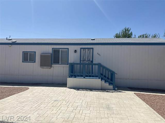 591 Munsell Way, Pahrump, NV 89060 (MLS #2284687) :: Signature Real Estate Group