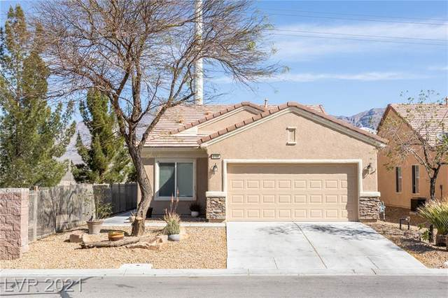 2708 Ground Robin Drive, North Las Vegas, NV 89084 (MLS #2284703) :: Hebert Group | Realty One Group