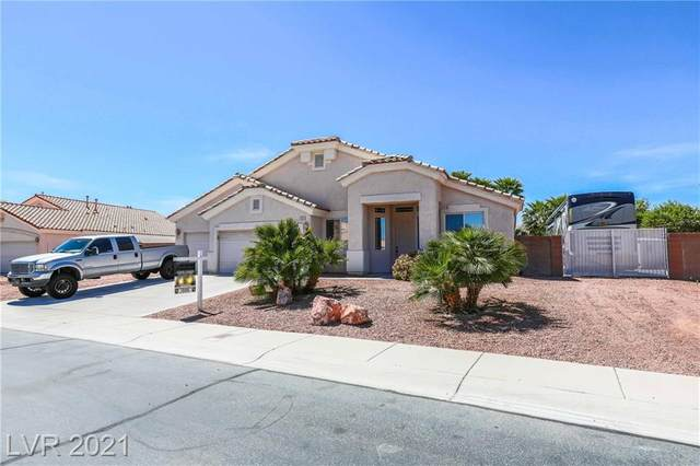 7651 Majestic Springs Drive, Las Vegas, NV 89131 (MLS #2284715) :: Custom Fit Real Estate Group