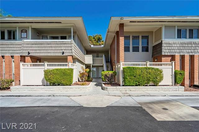 668 Oakmont Avenue #1718, Las Vegas, NV 89109 (MLS #2284723) :: Custom Fit Real Estate Group