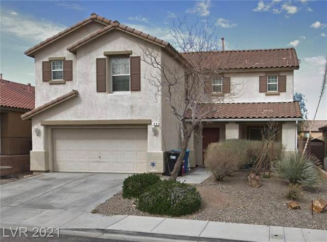 24 Alberon Gardens Way, Henderson, NV 89002 (MLS #2284737) :: Signature Real Estate Group