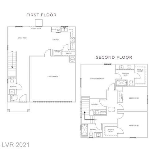 5492 Enchanted Rose Street Lot 1, Las Vegas, NV 89148 (MLS #2284739) :: Kypreos Team