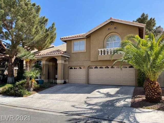 2411 Enchantment Circle, Henderson, NV 89074 (MLS #2284744) :: Signature Real Estate Group