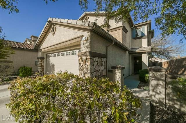932 Percy Arms Street, Las Vegas, NV 89138 (MLS #2284757) :: Vestuto Realty Group