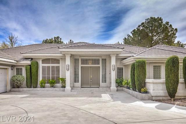 1604 Silver Oaks, Las Vegas, NV 89117 (MLS #2284758) :: Signature Real Estate Group