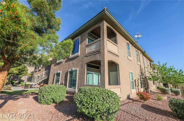 3314 Indian Shadow Street #202, Las Vegas, NV 89129 (MLS #2284766) :: Signature Real Estate Group