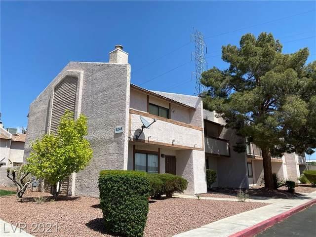 5248 Jodilyn Court #143, Las Vegas, NV 89103 (MLS #2284797) :: Custom Fit Real Estate Group