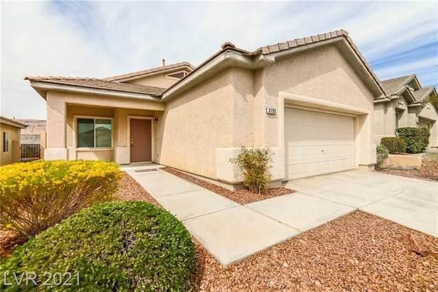 3195 Orange Sun Street, Las Vegas, NV 89135 (MLS #2284811) :: Signature Real Estate Group