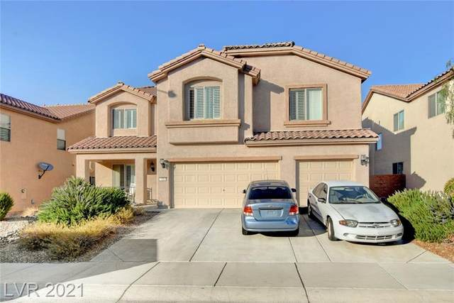 133 Voltaire Avenue, Henderson, NV 89002 (MLS #2284813) :: Jeffrey Sabel
