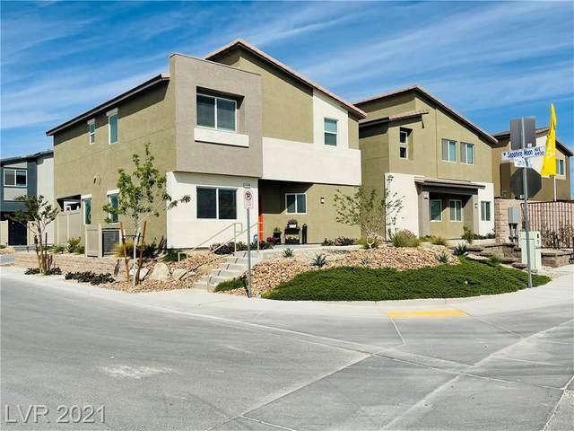4440 Sapphire Moon Avenue, Las Vegas, NV 89084 (MLS #2284818) :: Kypreos Team