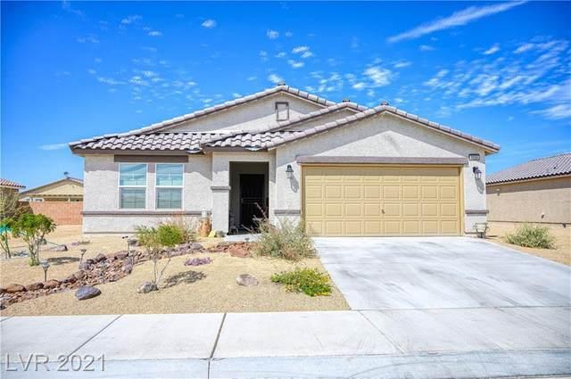 3558 Garfield Drive, Pahrump, NV 89061 (MLS #2284821) :: Custom Fit Real Estate Group